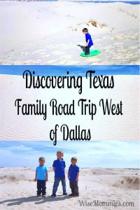 Discovering Texas | Family Road Trips West of Dallas | WiseMommies