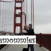 bridge kissing