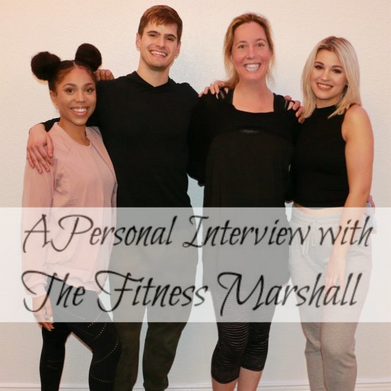 Personal Interview with The Fitness Marshall