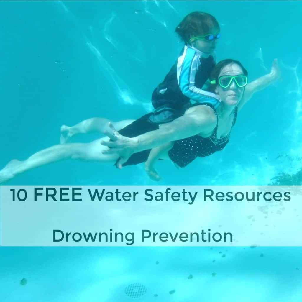 Free Water Safety Resources