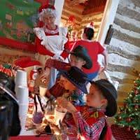 The Best Hallmark Christmas Town in Texas