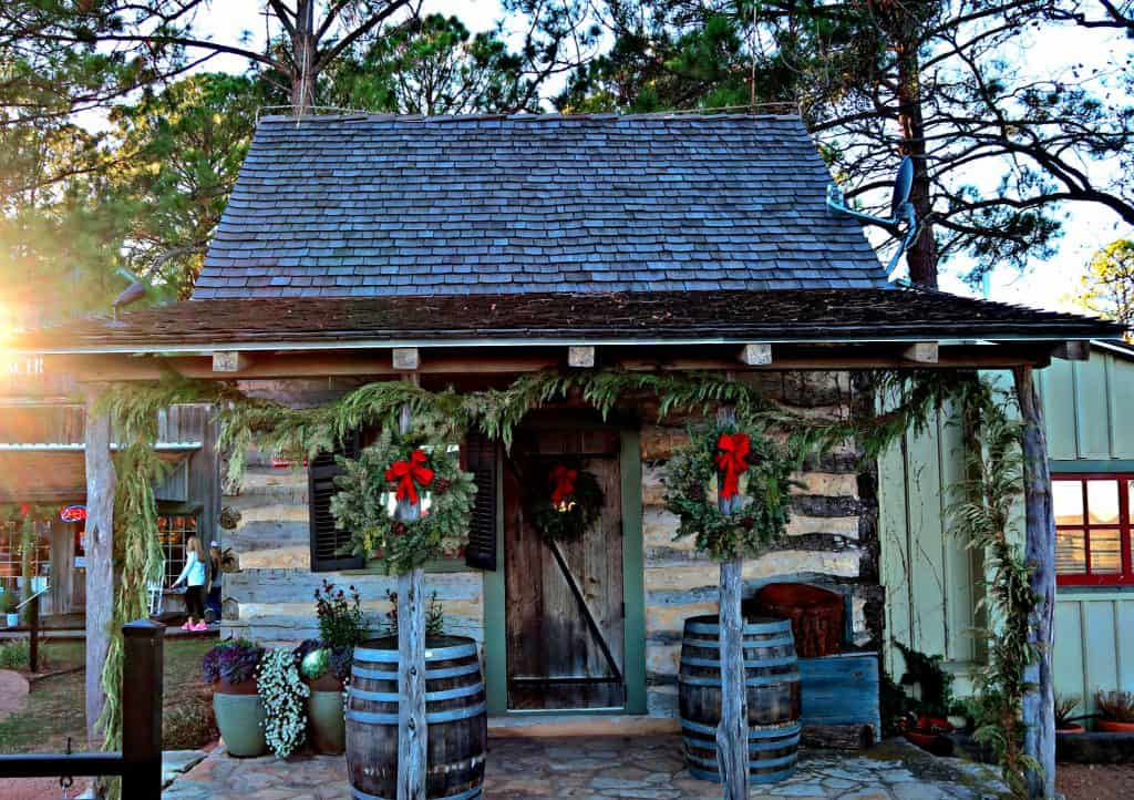 The Best Christmas Town in Texas