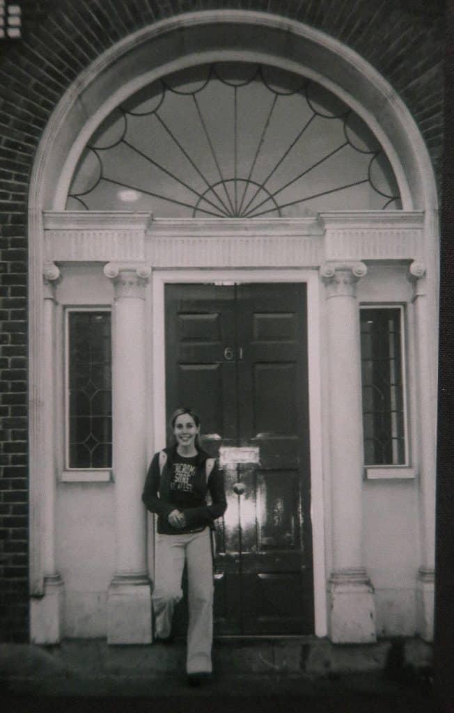 My flat in Dublin Ireland